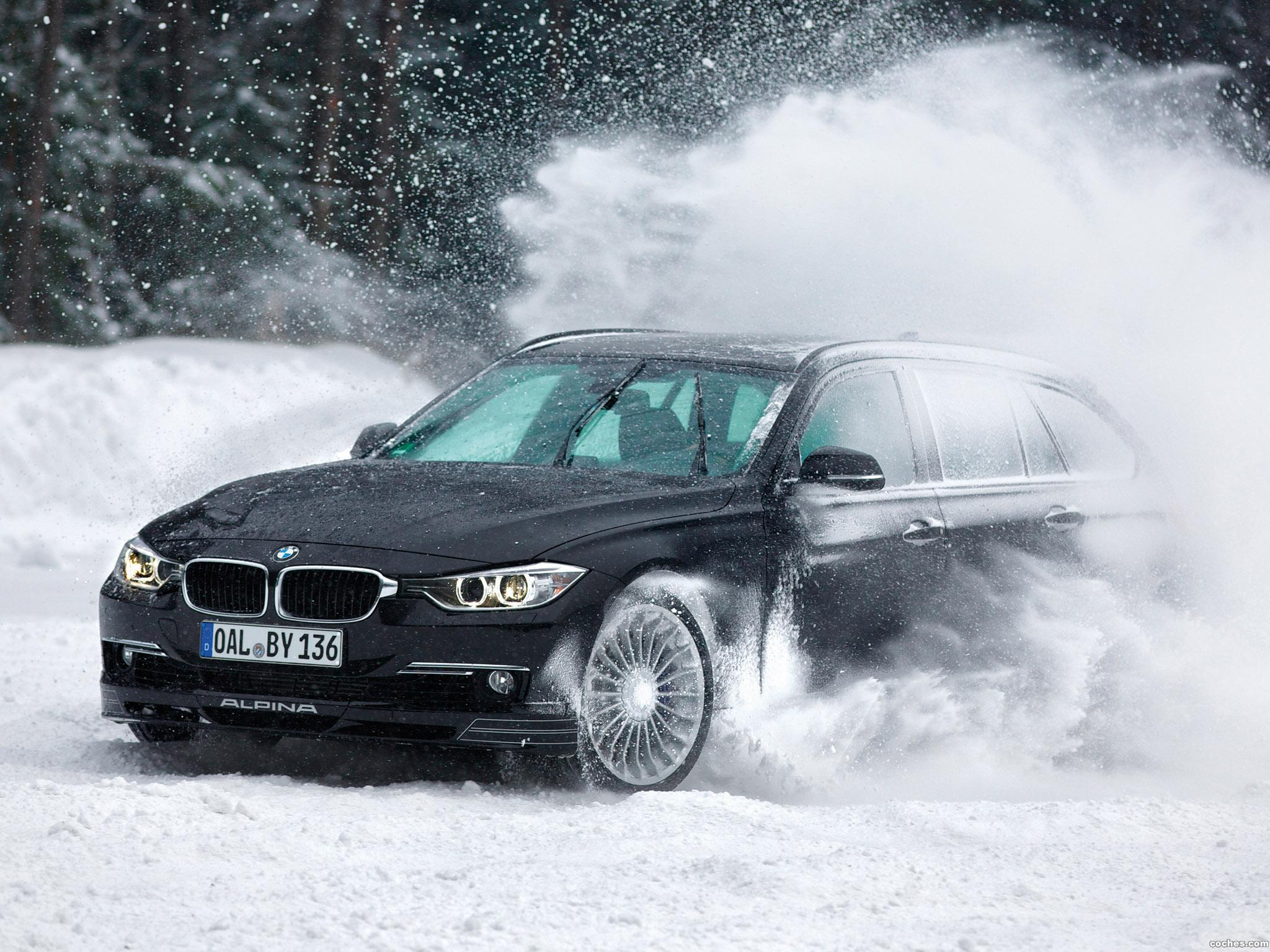 Foto 0 de BMW Alpina B3 Bi-Turbo Touring F31 2013