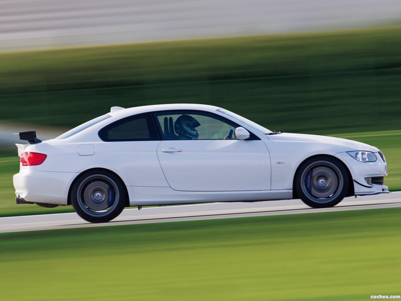 Foto 3 de BMW Alpina B3 GT3 E92 2012