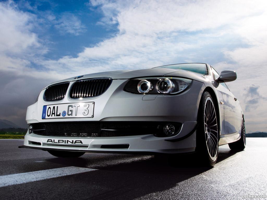 Foto 0 de BMW Alpina B3 GT3 E92 2012