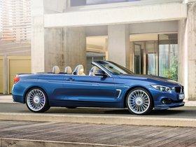 Fotos de BMW Alpina B4 Bi-Turbo Cabrio F33 UK 2014