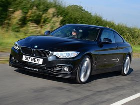 Ver foto 3 de BMW Alpina B4 Bi-Turbo Coupe F32 UK 2014