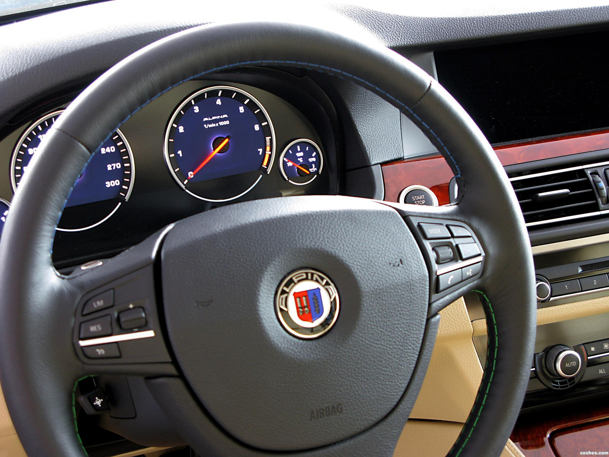 Foto 4 de BMW Alpina B5 Bi-Turbo 2010