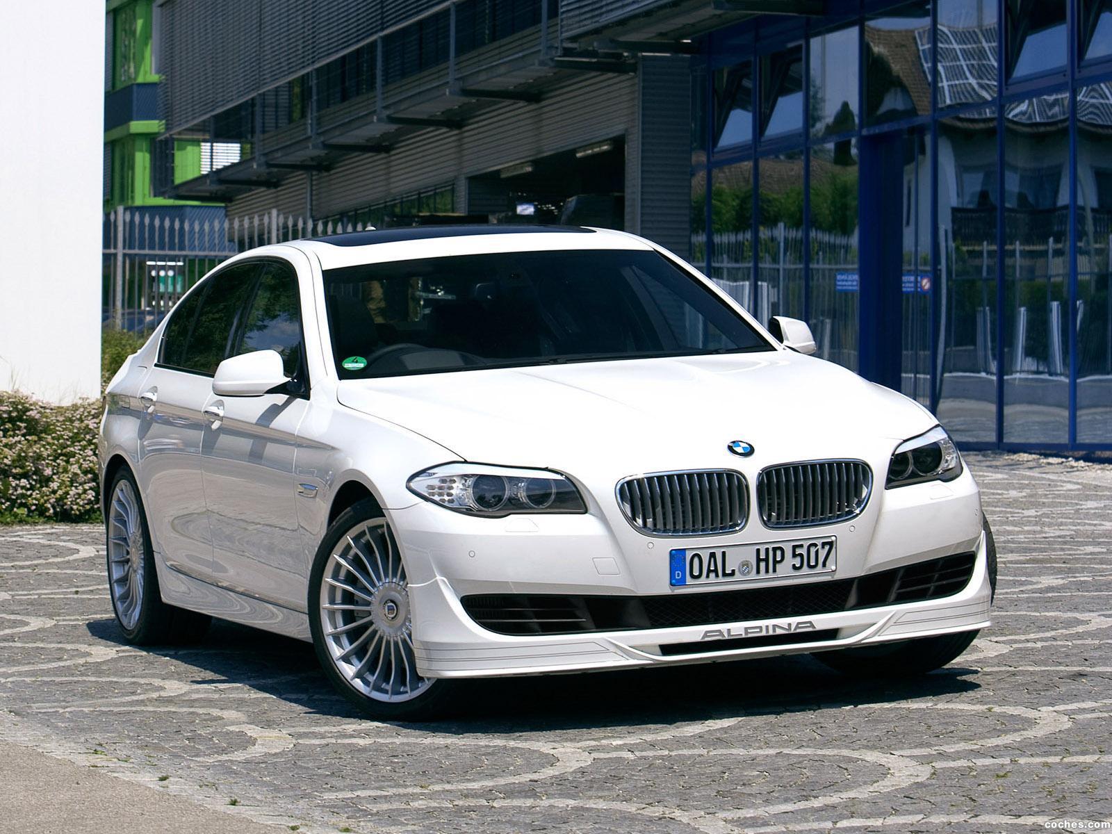 Foto 0 de BMW Alpina B5 Bi-Turbo 2010
