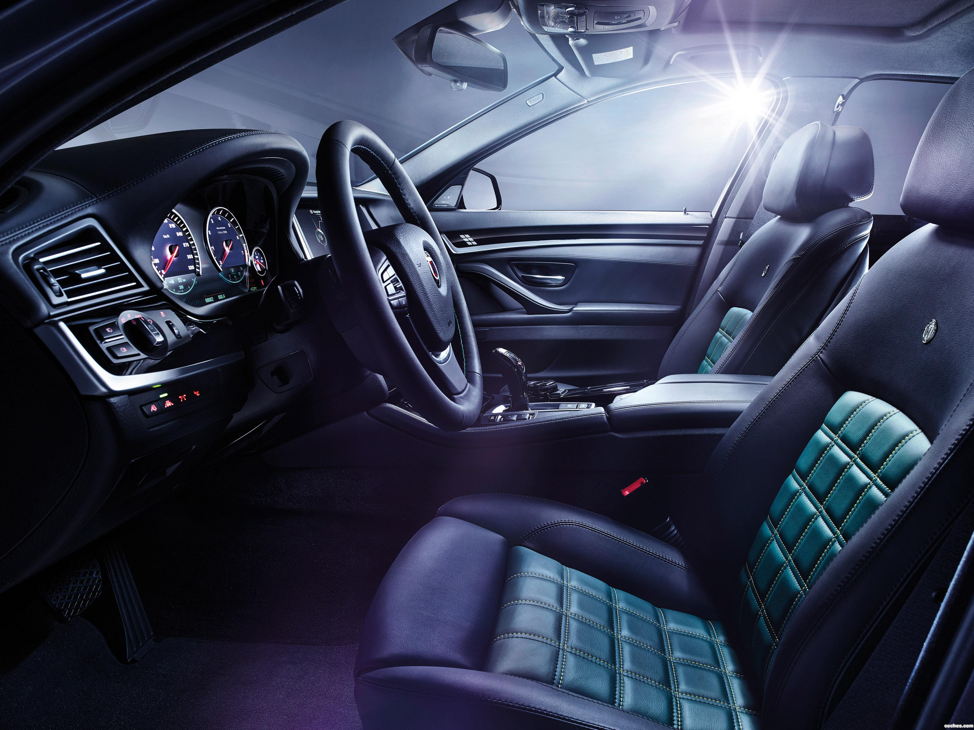 Foto 5 de Alpina B5 Bi-Turbo Limousine Edition 50 F10 2015