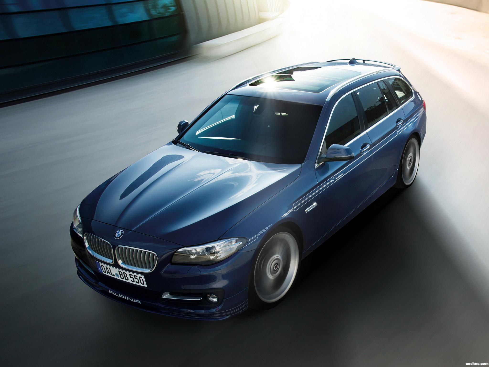 Foto 0 de BMW Alpina B5 Bi-Turbo Touring F11 2013