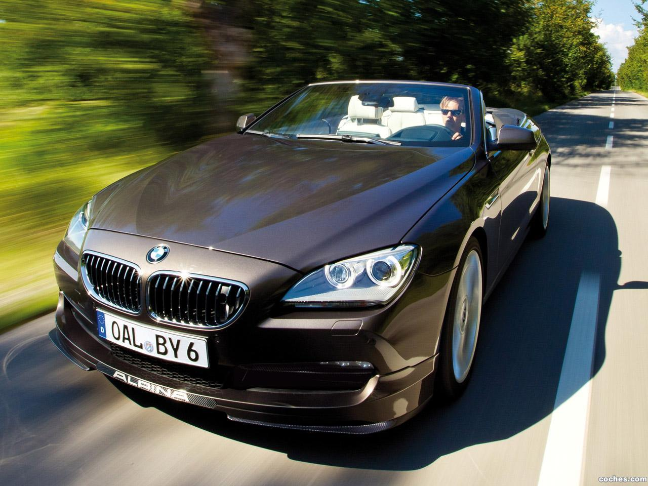 Foto 0 de BMW Alpina B6 Bi-Turbo Cabrio F13 2011