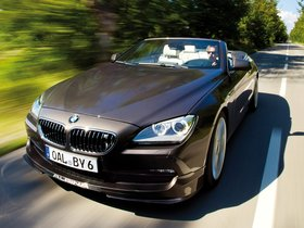 Fotos de BMW Alpina B6 Bi-Turbo Cabrio F13 2011