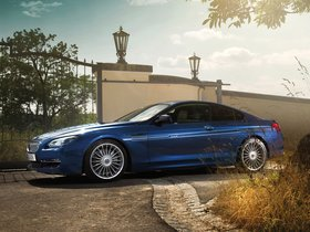 Ver foto 4 de BMW Alpina B6 Coupe BiTurbo 2013