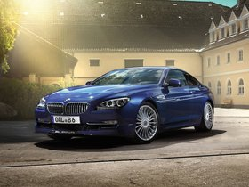 Ver foto 3 de BMW Alpina B6 Coupe BiTurbo 2013