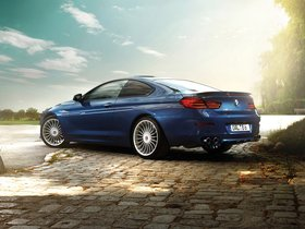 Ver foto 2 de BMW Alpina B6 Coupe BiTurbo 2013