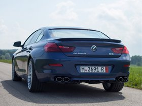 Ver foto 4 de BMW Alpina B6 xDrive Gran Coupe F06 USA 2014