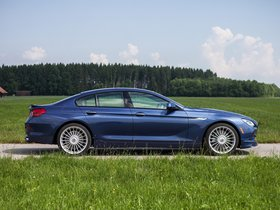 Ver foto 3 de BMW Alpina B6 xDrive Gran Coupe F06 USA 2014