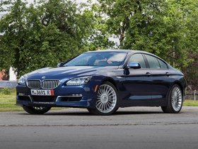 Ver foto 2 de BMW Alpina B6 xDrive Gran Coupe F06 USA 2014