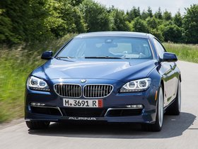 Ver foto 11 de BMW Alpina B6 xDrive Gran Coupe F06 USA 2014