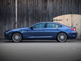 Ver foto 10 de BMW Alpina B6 xDrive Gran Coupe F06 USA 2014