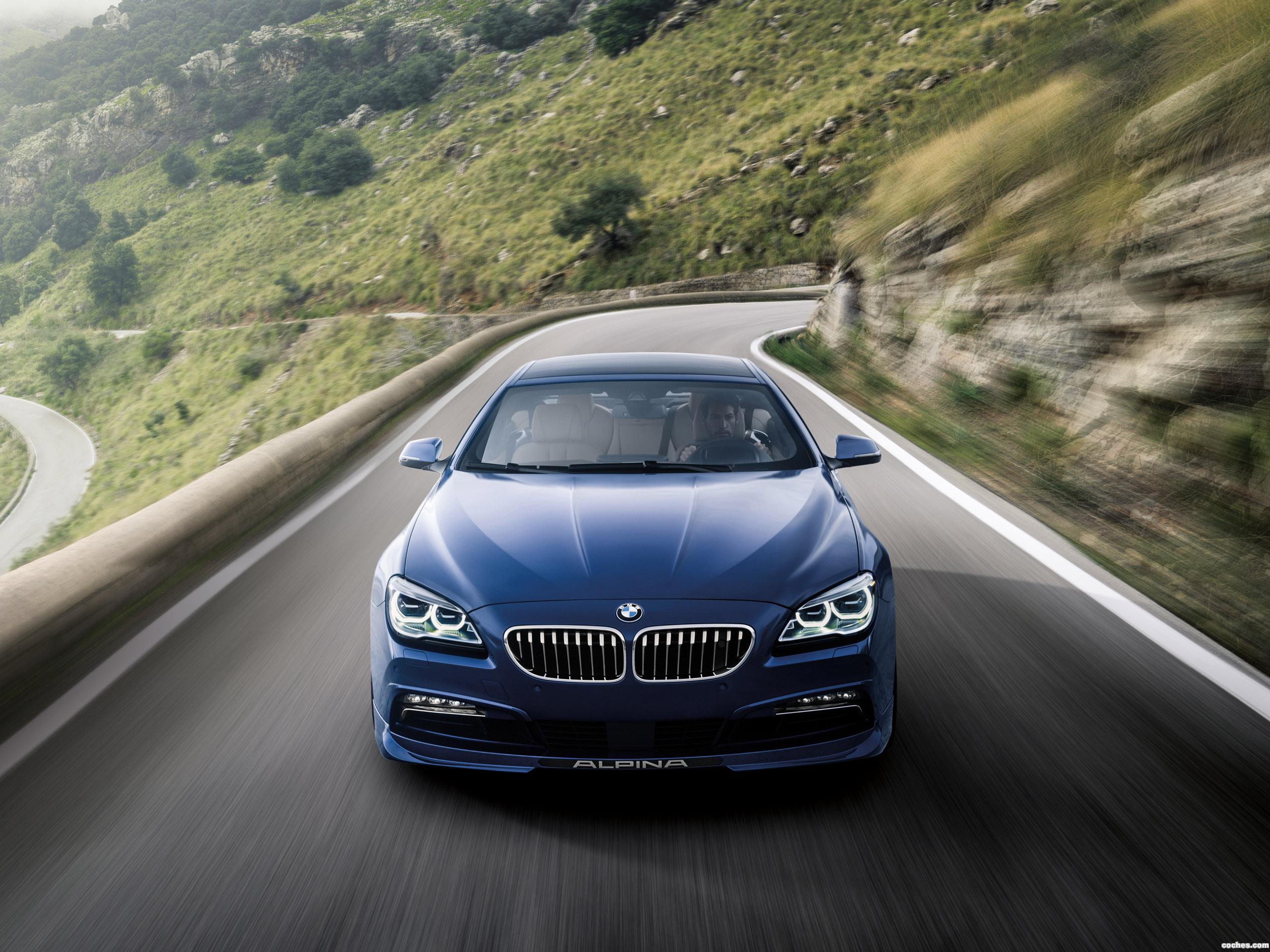 Foto 0 de BMW Alpina B6 xDrive Gran Coupe F06 USA 2015