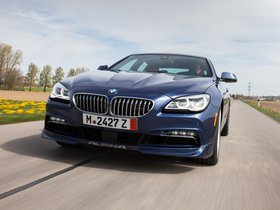 Ver foto 11 de BMW Alpina B6 xDrive Gran Coupe F06 USA 2015