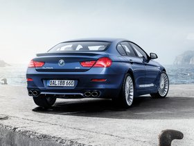 Ver foto 4 de BMW Alpina B6 xDrive Gran Coupe F06 USA 2015
