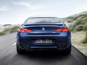 Ver foto 3 de BMW Alpina B6 xDrive Gran Coupe F06 USA 2015