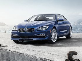 Ver foto 2 de BMW Alpina B6 xDrive Gran Coupe F06 USA 2015