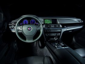 Ver foto 4 de BMW Alpina B7 Bi-Turbo USA F01 2012