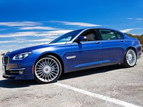 Ver foto 14 de BMW Alpina B7 Bi-Turbo USA F01 2012
