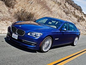 Ver foto 13 de BMW Alpina B7 Bi-Turbo USA F01 2012
