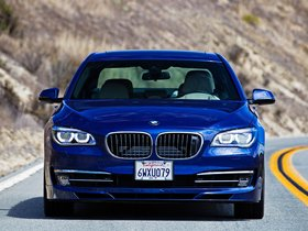 Ver foto 12 de BMW Alpina B7 Bi-Turbo USA F01 2012