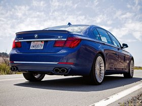 Ver foto 6 de BMW Alpina B7 Bi-Turbo USA F01 2012