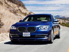 Ver foto 5 de BMW Alpina B7 Bi-Turbo USA F01 2012
