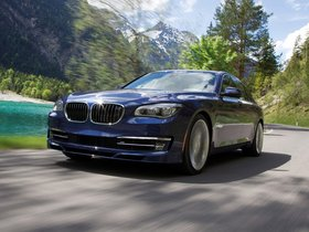 Ver foto 1 de BMW Alpina B7 Bi-Turbo USA F01 2012