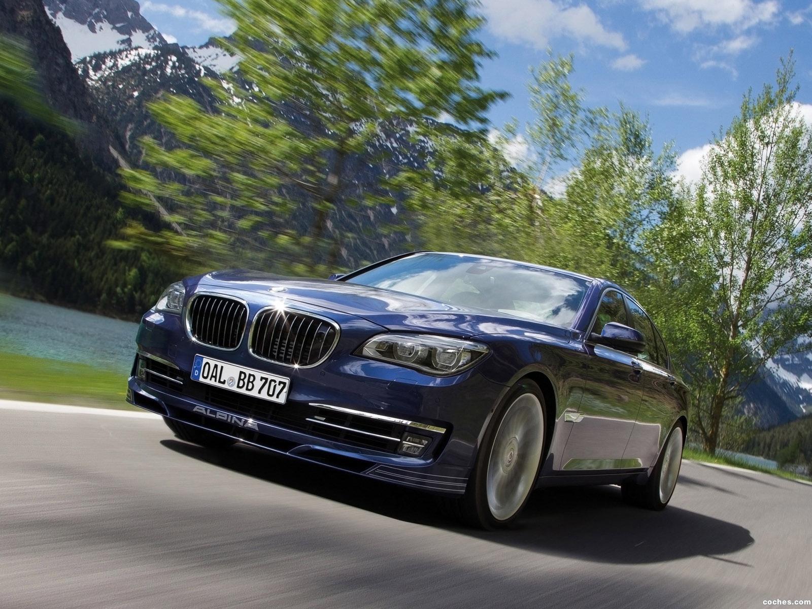 Foto 0 de BMW Alpina B7 BiTurbo 2013