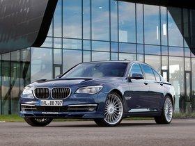 Ver foto 5 de BMW Alpina B7 BiTurbo 2013