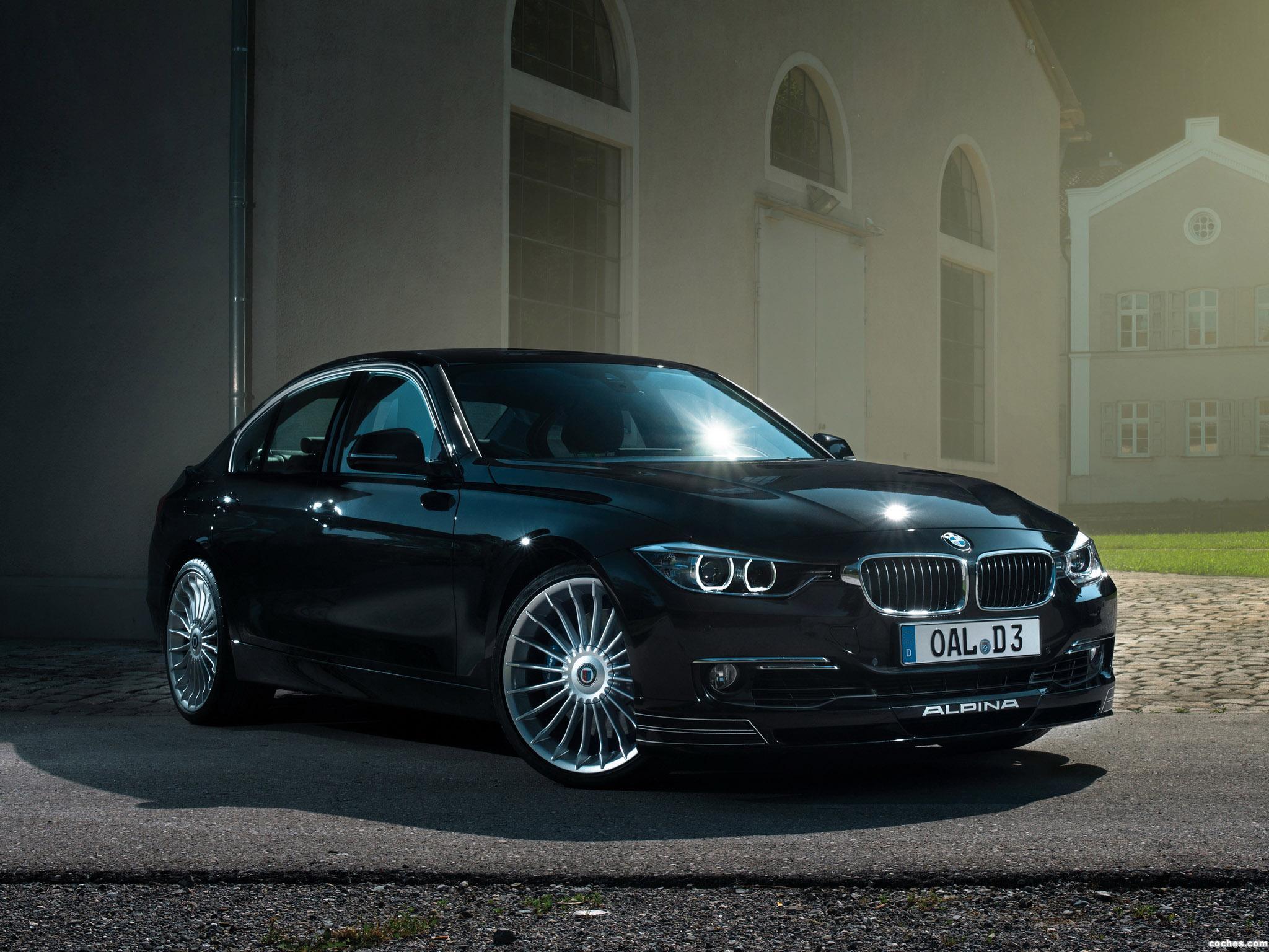 Foto 0 de BMW Alpina D3 Bi-Turbo Limousine F30 2013