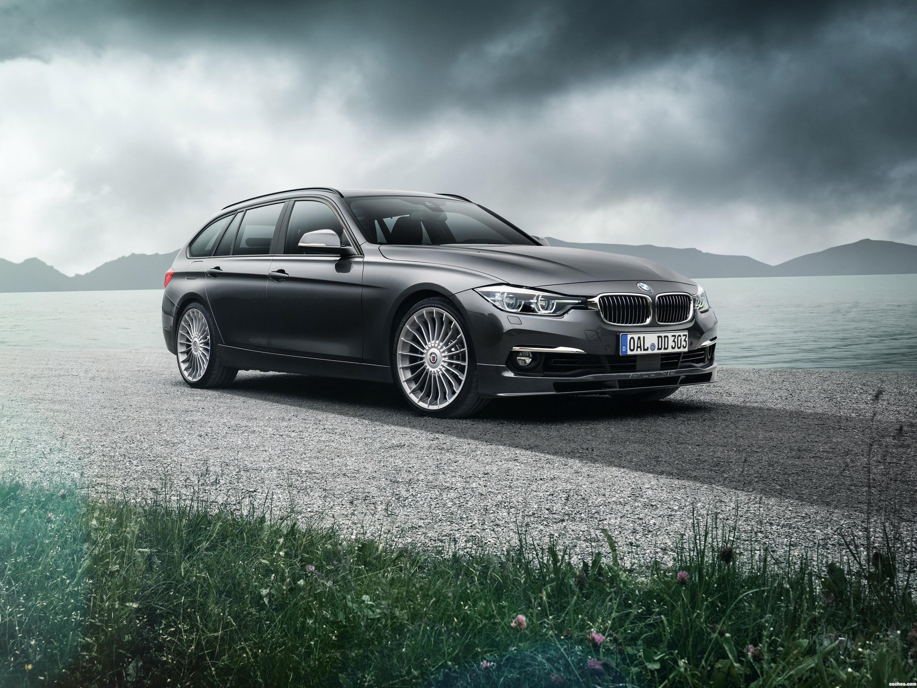 Foto 0 de BMW Alpina D3 Bi-Turbo Touring F31 2016