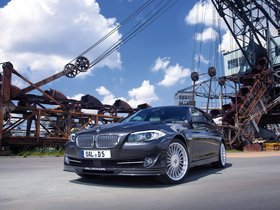 Fotos de BMW Alpina D5 Bi-Turbo F10 2011