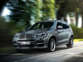 Fotos de BMW Alpina XD3 Bi-Turbo F25 2014