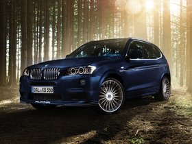 Fotos de BMW Alpina XD3 Biturbo F25 2013