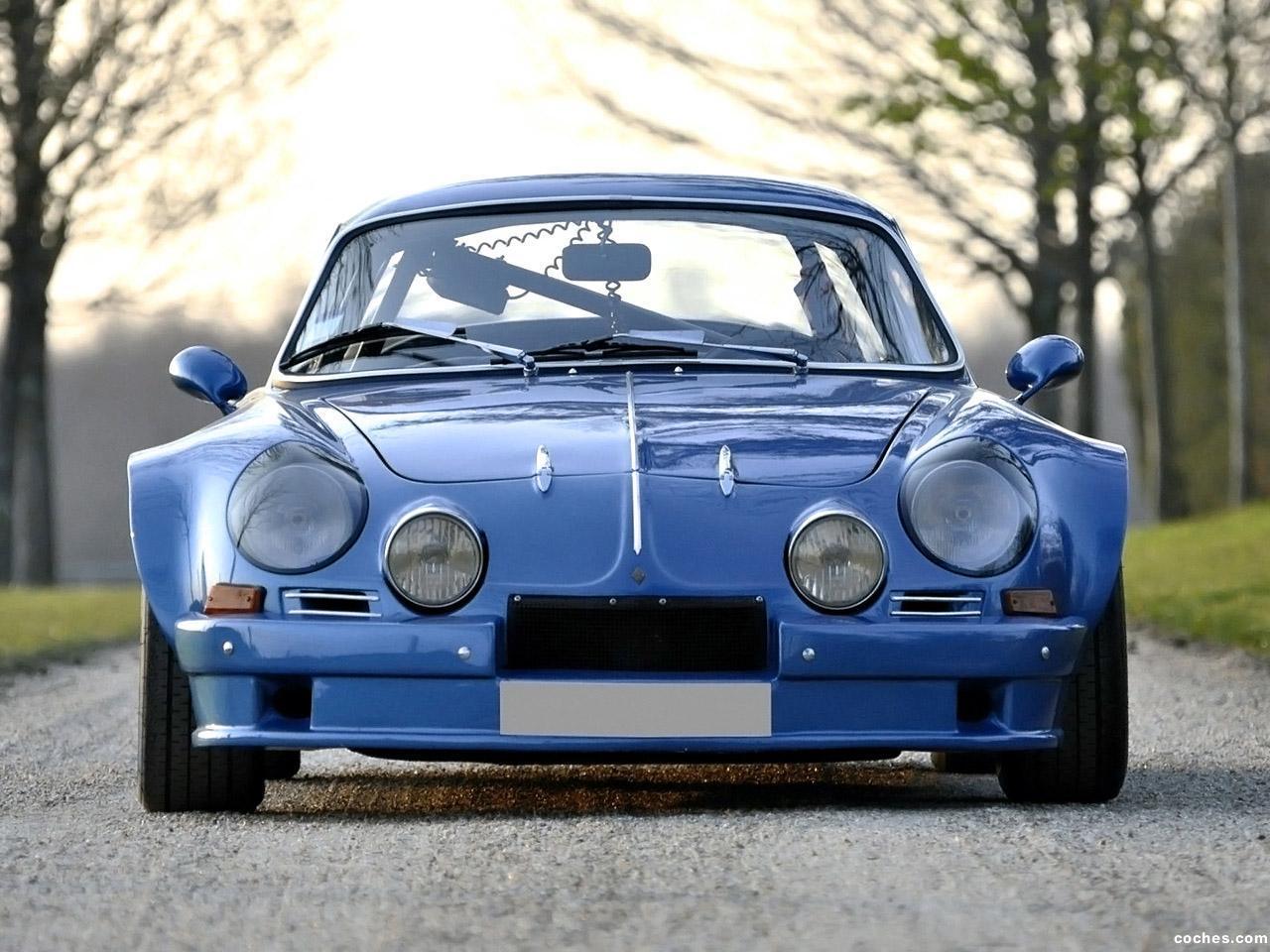 Foto 3 de Renault A110 1300 Group 4 1971