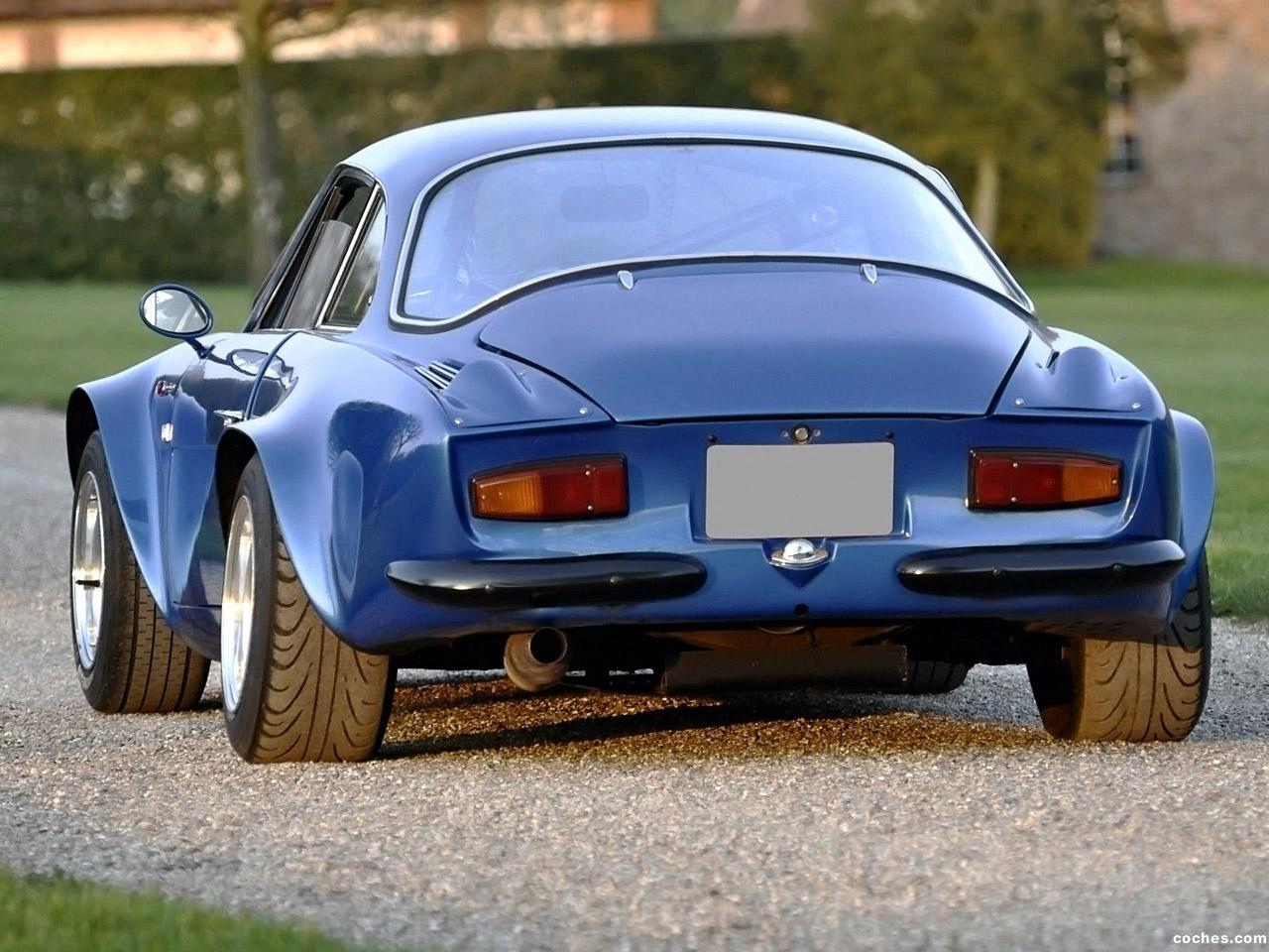 Foto 1 de Renault A110 1300 Group 4 1971