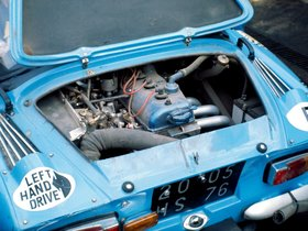 Ver foto 8 de Renault Alpine A110 Rally Car 1973