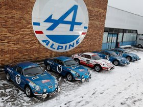 Ver foto 6 de Renault Alpine A110 Rally Car 1973
