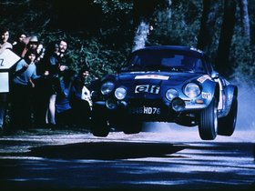 Ver foto 4 de Renault Alpine A110 Rally Car 1973
