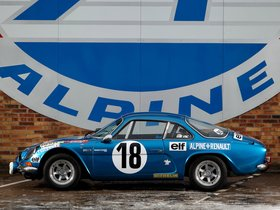 Ver foto 2 de Renault Alpine A110 Rally Car 1973