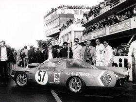Ver foto 2 de Renault Alpine A210 1966