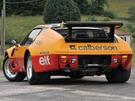 Ver foto 2 de Renault A310 V6 Group B Rally Car 1983