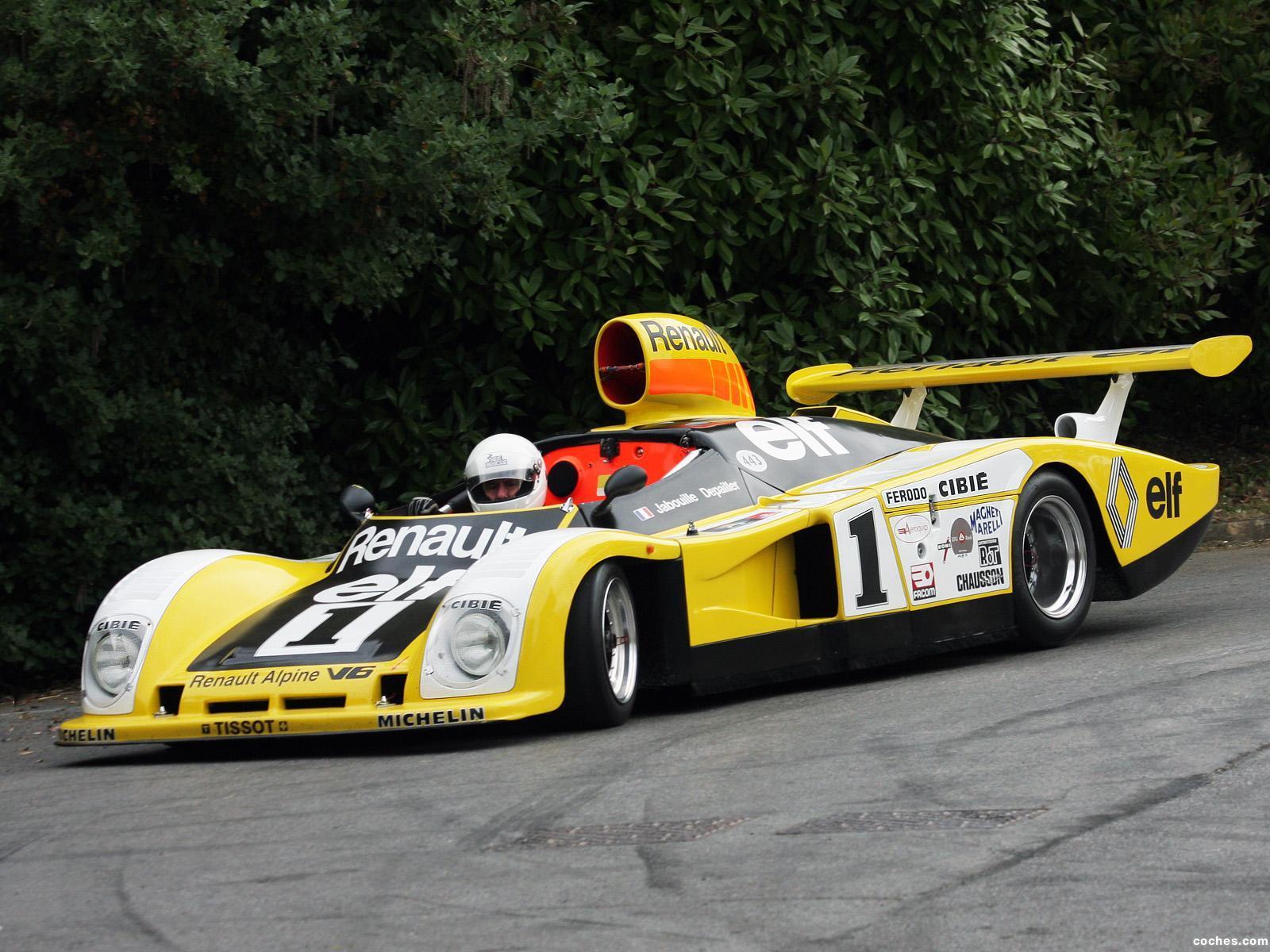 Foto 0 de Renault Alpine A443 1978