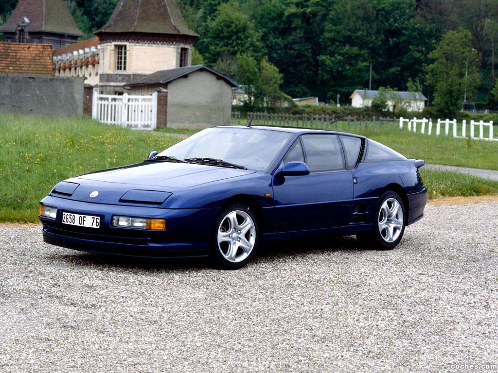 Foto 0 de Renault Alpine A610 1991