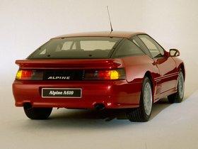 Ver foto 2 de Renault Alpine A610 1991