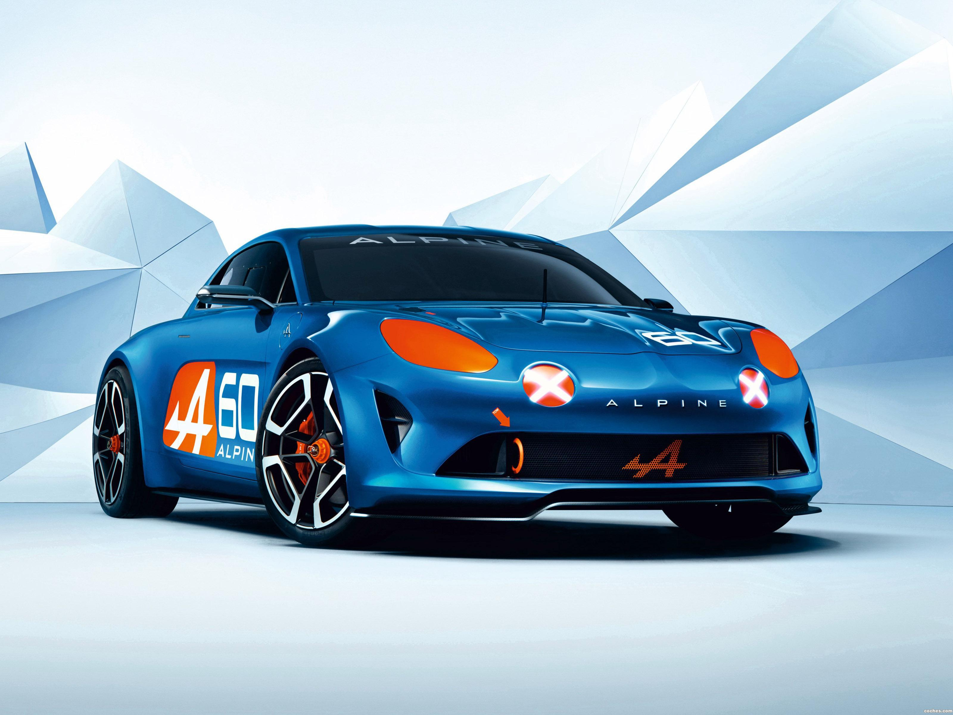 Foto 0 de Renault Alpine Celebration Concept 2015